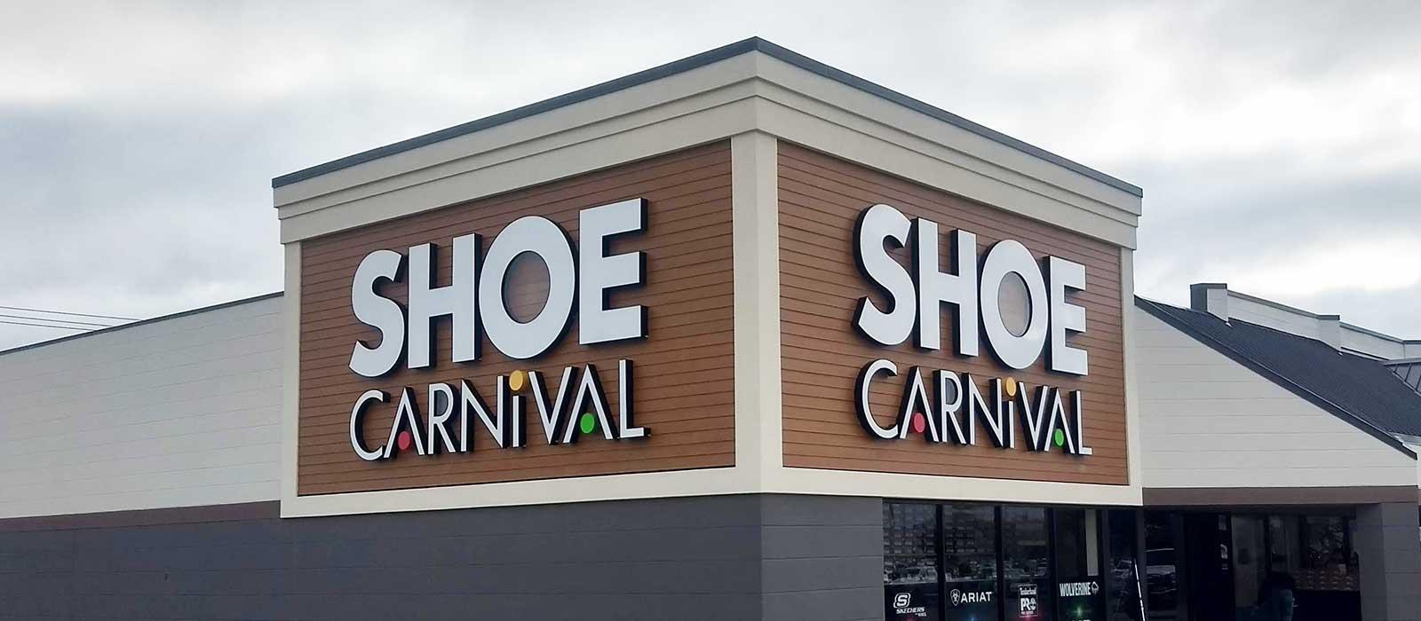 Shoe Carnival - Channel Letters